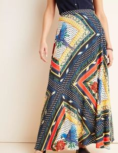 Anthropologie Farm Rio Skirt NWT